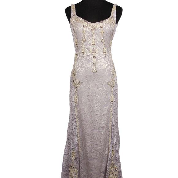 Badgley Mischka Dresses | Gown | Poshmark